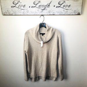 BANANA REPUBLIC Cowl Neck Sweater.